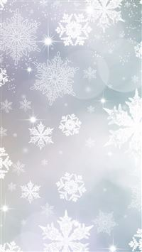 Abstract Snow Mirror Pattern iPhone 6(s)~8(s) wallpaper