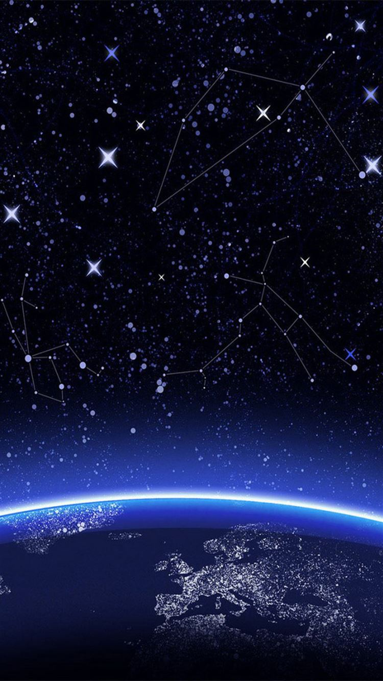 Constellation Space Iphone 8 Wallpapers Free Download