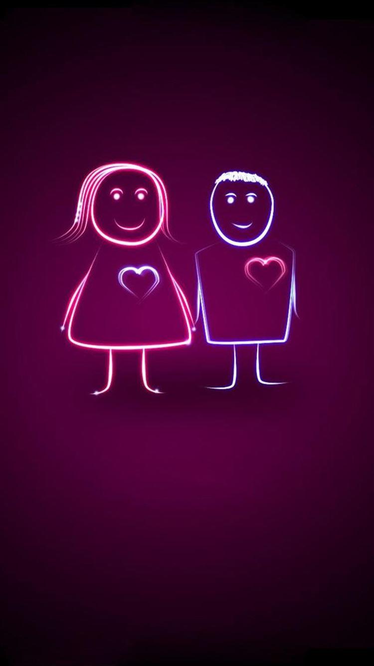 Download 900+ Wallpaper Iphone Couple  Paling Baru
