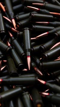 Military Bullet Stack iPhone 6(s)~8(s) wallpaper