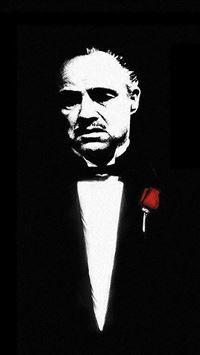 The Godfather iPhone 6(s)~8(s) wallpaper