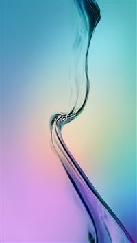 Abstract Water Swirl Blue Pattern iPhone 6(s)~8(s) wallpaper