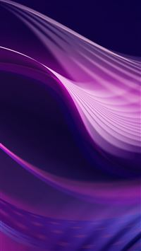 Wave Abstract Purple Pattern iPhone 6(s)~8(s) wallpaper