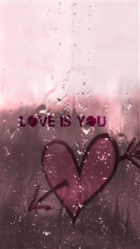 Love Is You iPhone 6(s)~8(s) wallpaper