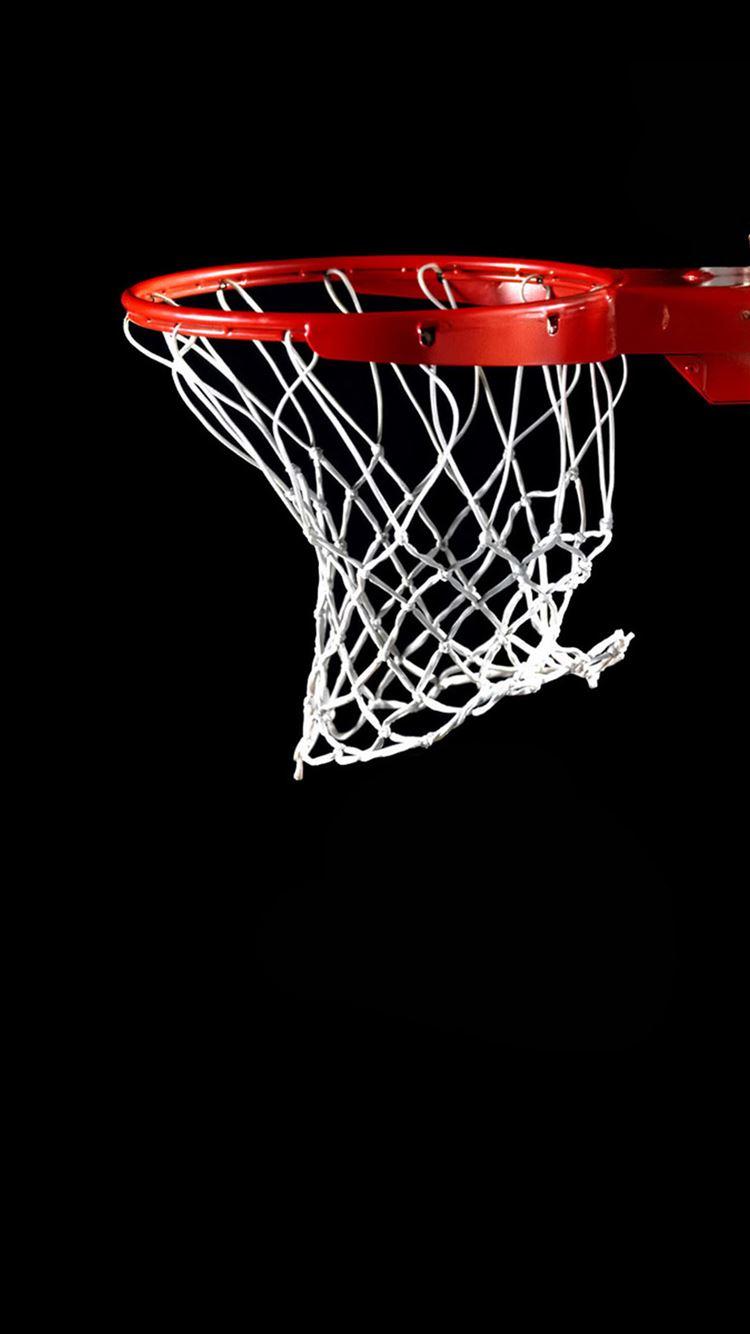 Shoot Basketball Basketry Dark Background Iphone 8