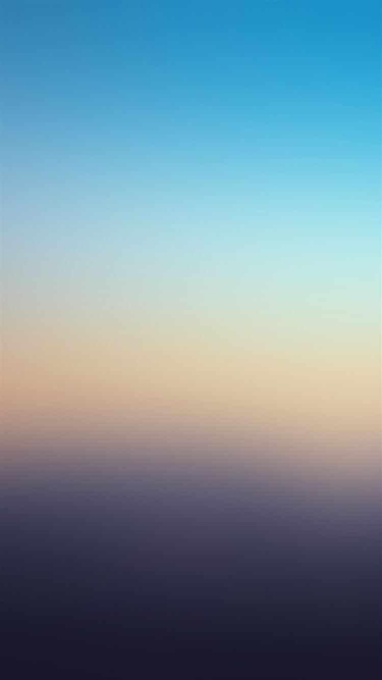 City Blue Day Gradation Blur Iphone 8 Wallpapers Free Download