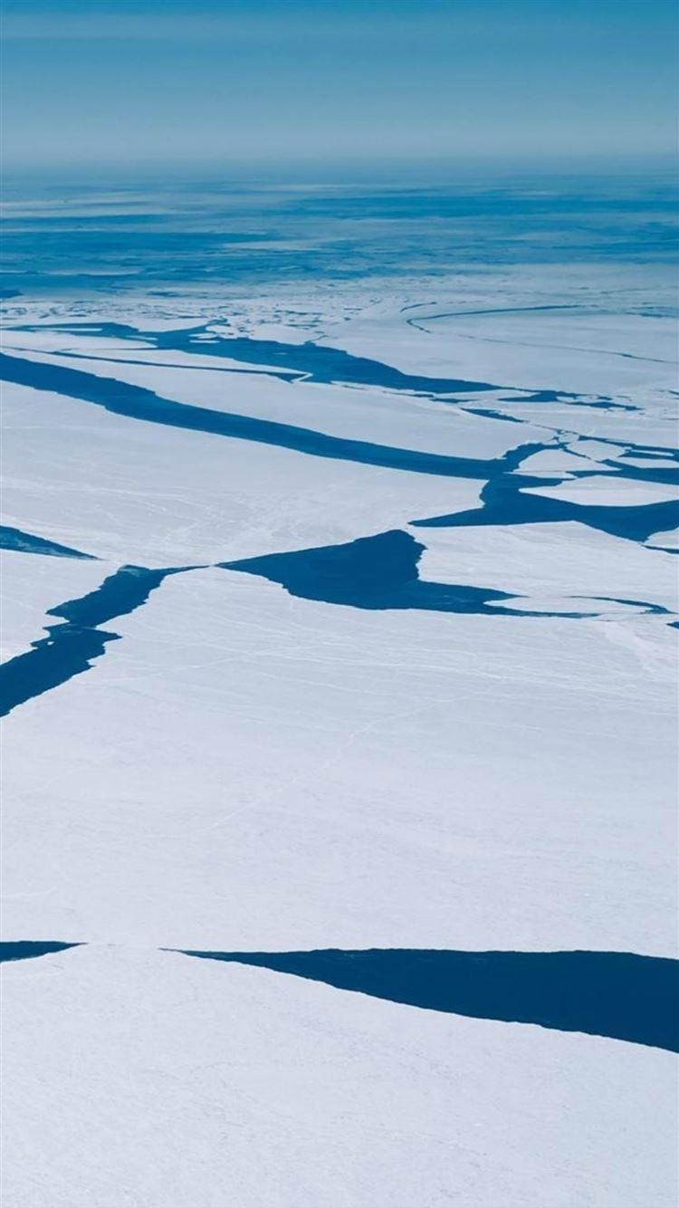 Nature Glacier Broaden Landscape Iphone 8 Wallpapers Free