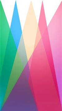 Abstract Colorful Multi Triangle Pattern Texture Background iPhone 6(s)~8(s) wallpaper
