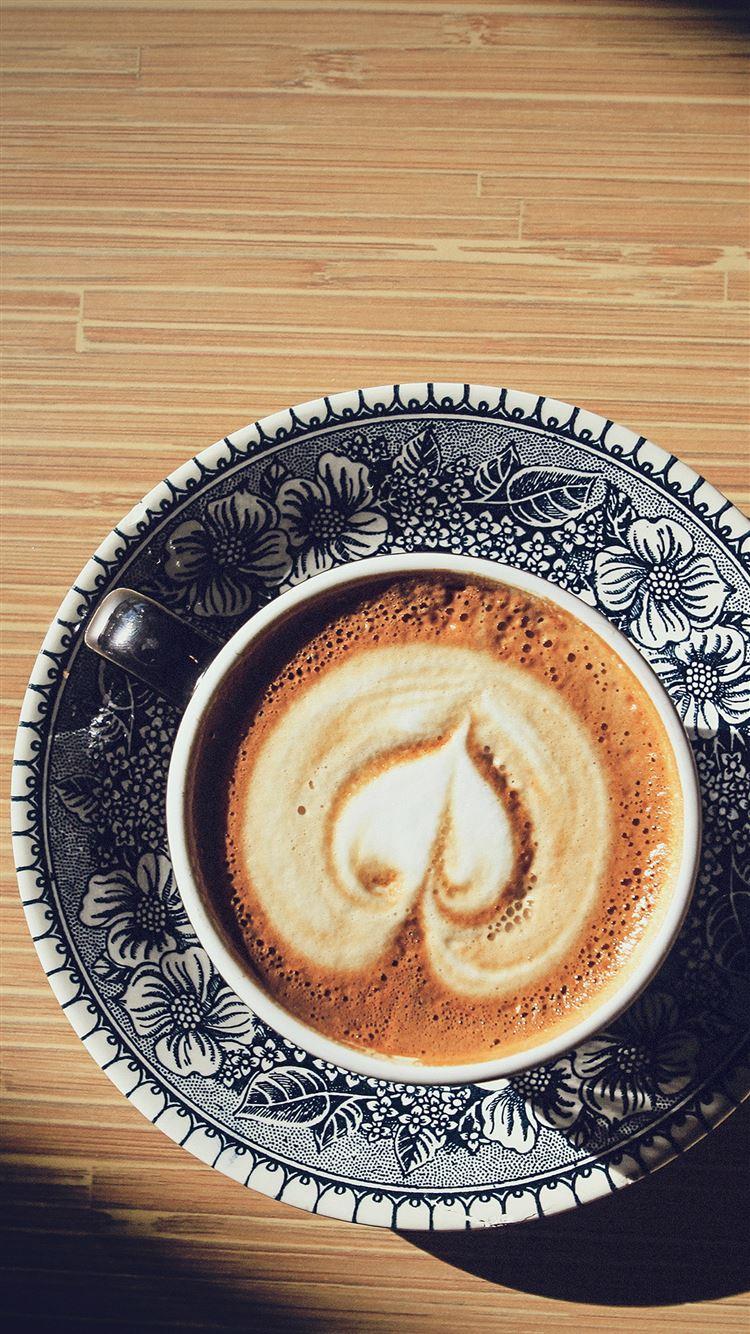 заказа обои на телефон айфон чашка кофе афиширует свою