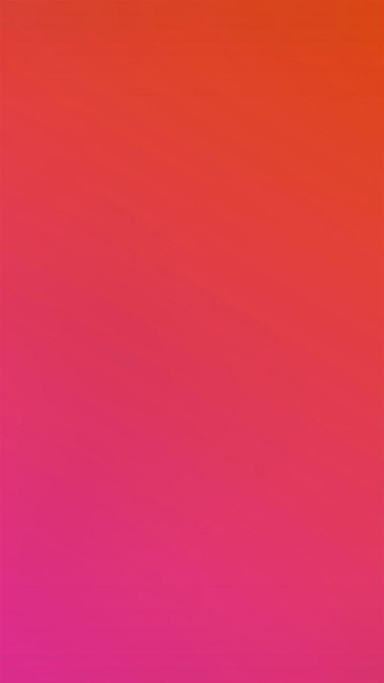 Red Orange Combination Inside Gradation Blur Iphone 8