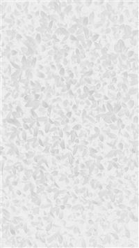 Nature White Leaf Grass Garden Flower Pattern iPhone 6(s)~8(s) wallpaper