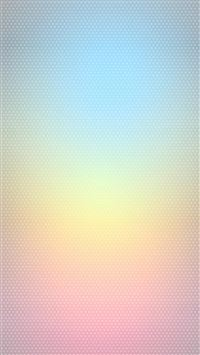 Pure Clear Shiny Color Gradation Cube Pattern iPhone 6(s)~8(s) wallpaper