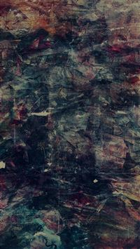 Wonder Lust Art Illust Grunge Abstract Dark iPhone 6(s)~8(s) wallpaper