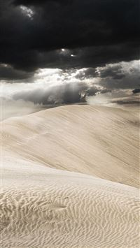 Desert Of Sahara Nature iPhone 6(s)~8(s) wallpaper