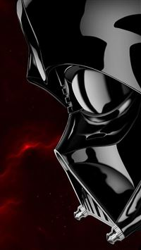 Darth Vader Star Wars  Star Wars Illustration iPhone 6(s)~8(s) wallpaper