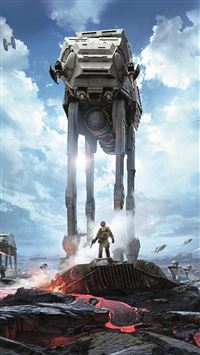 Battlefront 3 Game Nerd Awesome Art Illust iPhone wallpaper