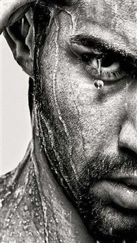 Hard Face By Mohamadreza Nobaharan iPhone 6(s)~8(s) wallpaper