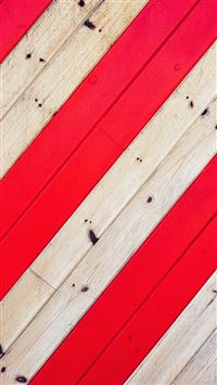 Stripe Red Wood Pattern iPhone 6(s)~8(s) wallpaper
