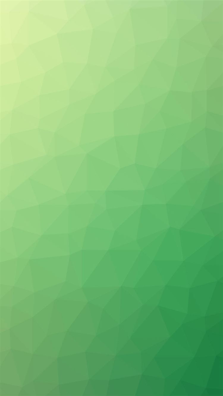 Poly Art Abstract Green Pattern Iphone 8 Wallpapers Free