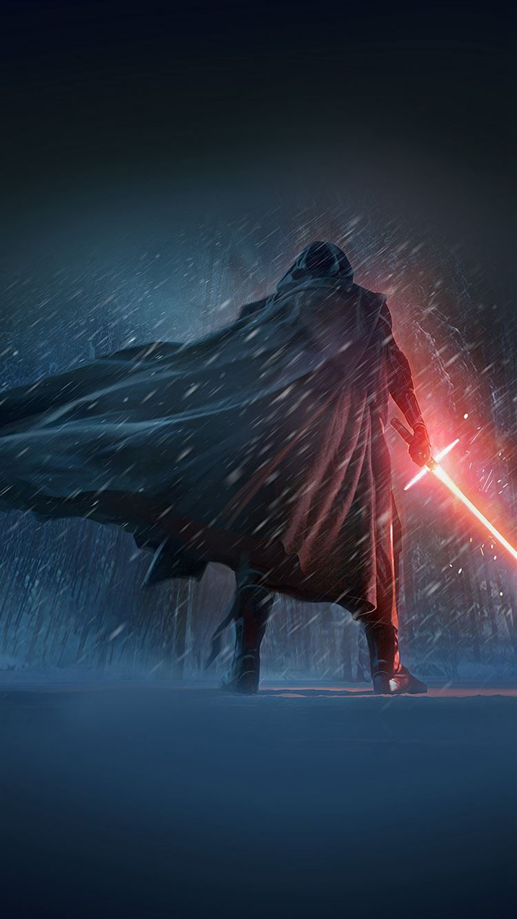 Darth Vader Starwars 7 Poster Film Art Iphone 8 Wallpapers Free Download