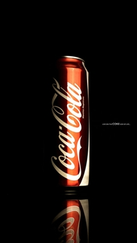 Coca Cola Bank Liquor Soda iPhone 6(s)~8(s) wallpaper