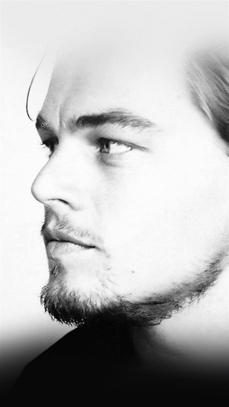 Leonardo Dicaprio Face Film Star Iphone 8 Wallpapers Free Download