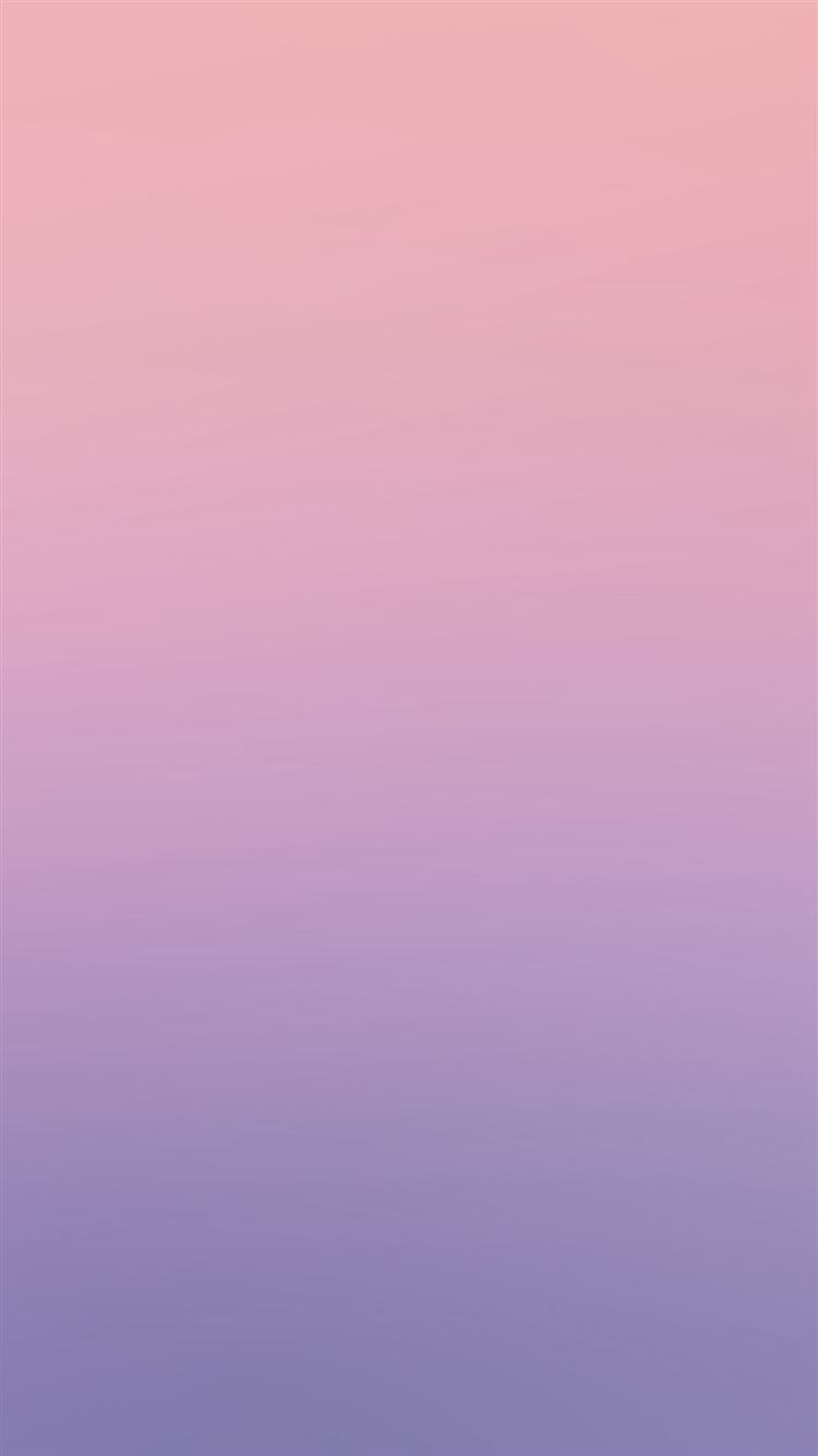 Pink Blue Purple Harmony Gradation Blur Iphone 8 Wallpapers Free