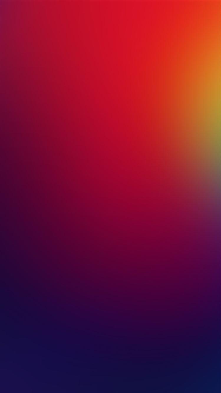 Rainbow Day Wait Gradation Blur Iphone 8 Wallpapers Free