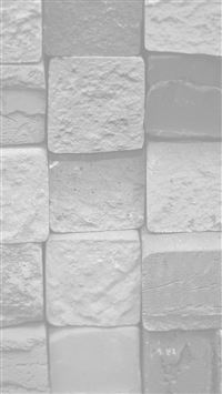Gray Brick Wall Background iPhone 6(s)~8(s) wallpaper