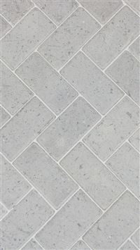 Brick Road White Patterns iPhone 6(s)~8(s) wallpaper