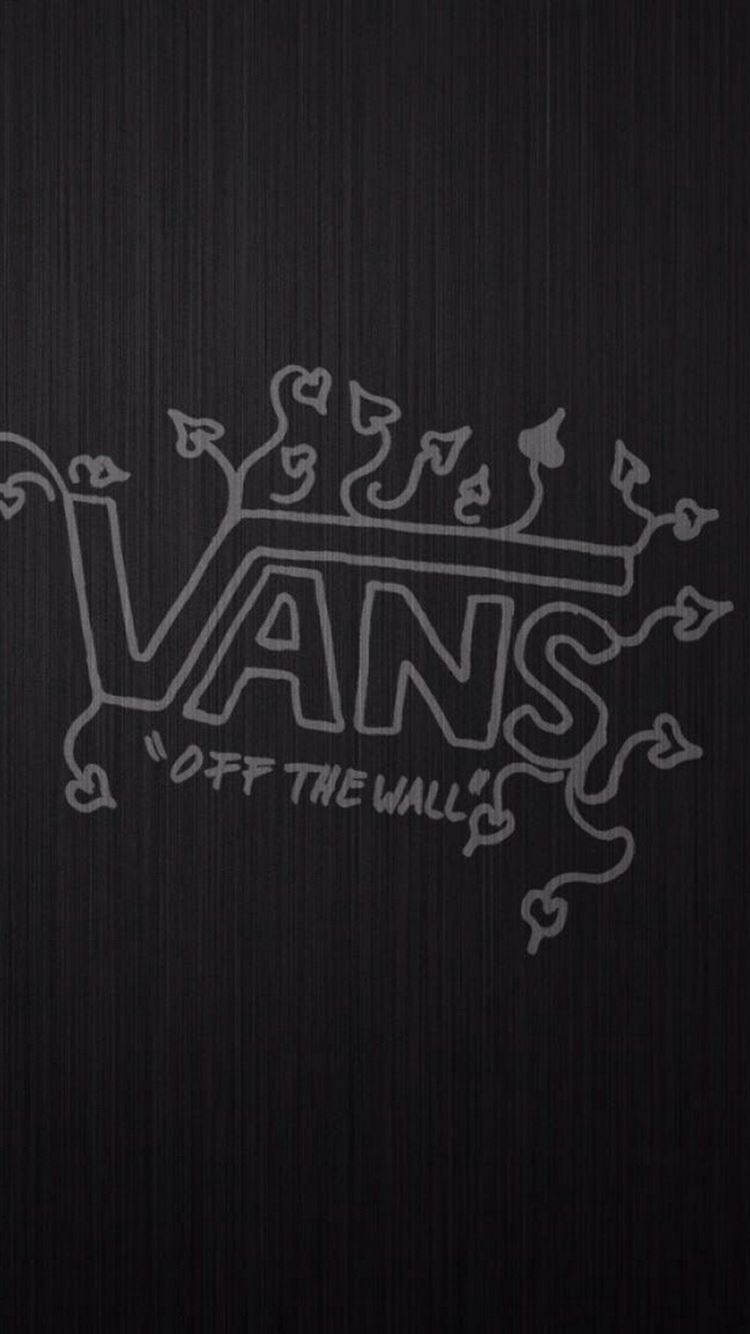 VANS Off The Wall iPhone 8 Wallpapers ...