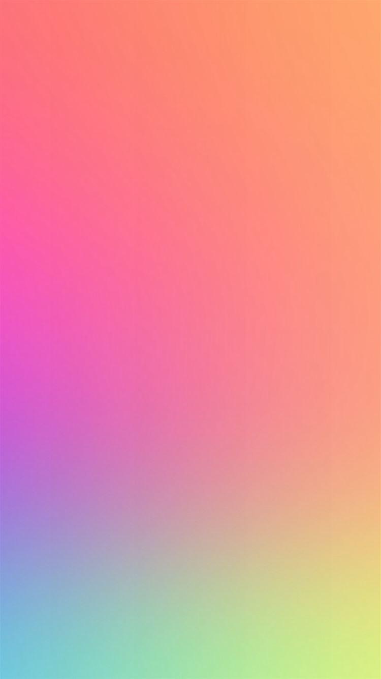 Orange Sunshine Gradation Blur iphone 8 wallpaper ilikewallpaper com