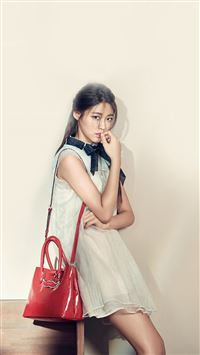 Sulhyun Kpop Girl Beauty iPhone 6 wallpaper