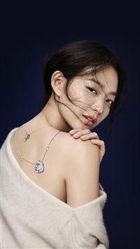 Shin Mina Kpop Girl Model iPhone 6 wallpaper