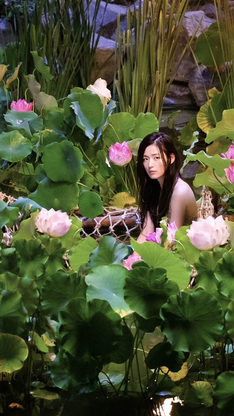 The Lengend Of The Blue Sea Mermaid Beauty Lotus Field