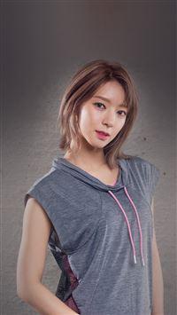 Girl Aoa Choa Kpop iPhone 6 wallpaper