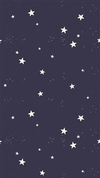 Simple Stars Pattern iPhone 6(s)~8(s) wallpaper