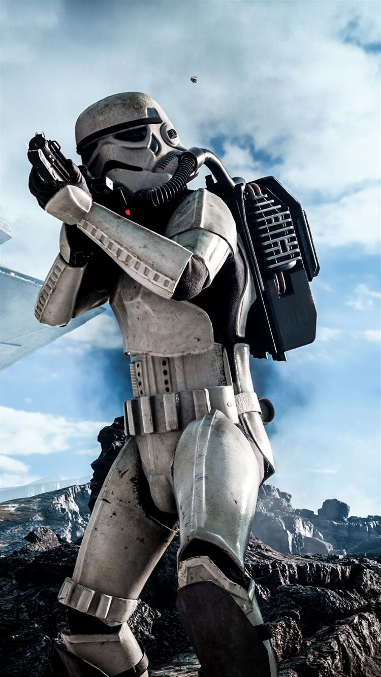 Star Wars Battlefront Electronic Arts Iphone 8 Wallpapers Free Download