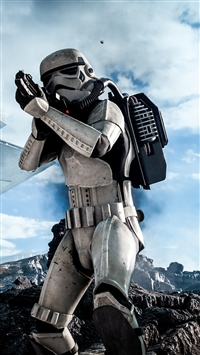 Star Wars Battlefront Electronic Arts iPhone 6(s)~8(s) wallpaper