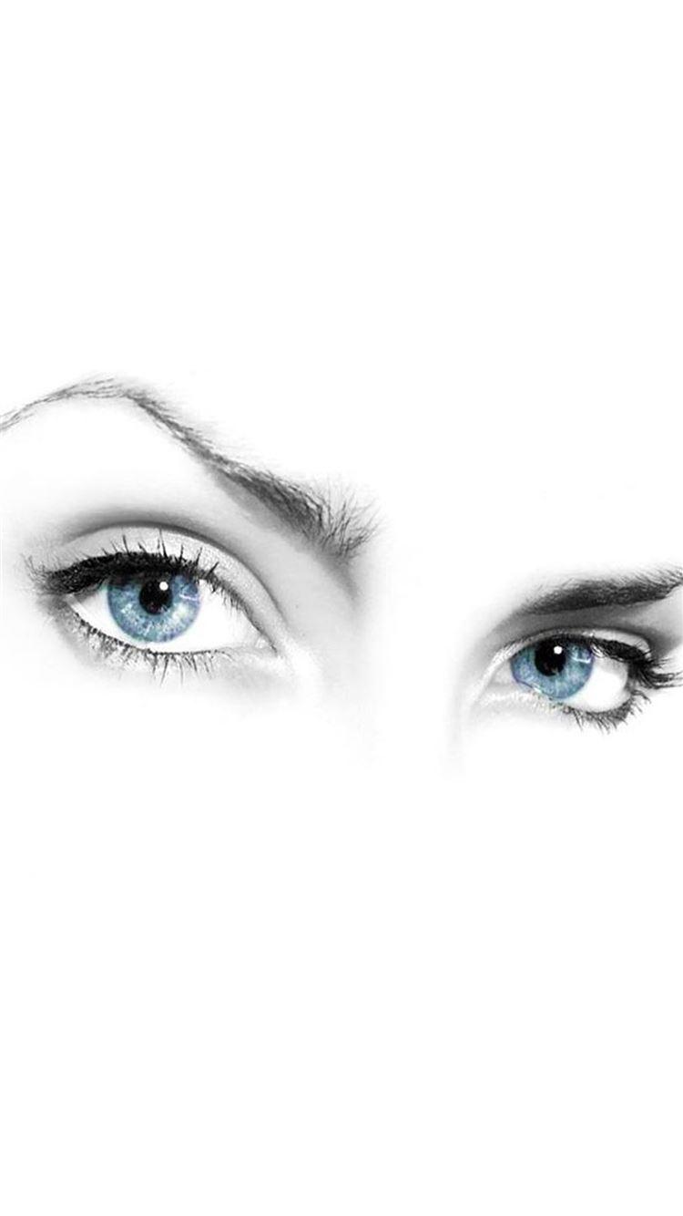 Pupil Of The Beautiful Eye Photography Art iphone 8 wallpaper ilikewallpaper com