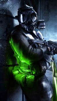 Call Of Duty Online Robot iPhone 6(s)~8(s) wallpaper