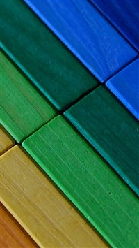 Texture stripes colorful surface iPhone 6(s)~8(s) wallpaper