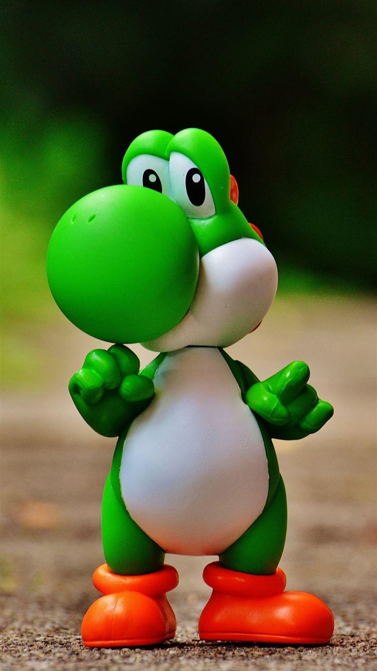 Super Mario World Dinosaur Iphone 8 Wallpapers Free Download