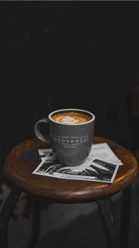 Djournal Latte iPhone 6(s)~8(s) wallpaper