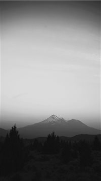 Mount Shasta  United States iPhone 6(s)~8(s) wallpaper