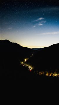 Great Smoky Mountains  United States iPhone 6(s)~8(s) wallpaper