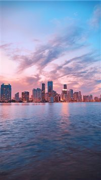 Rickenbacker Causeway  United States iPhone 6(s)~8(s) wallpaper