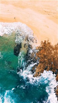 Soaring Shores of NSW iPhone 6(s)~8(s) wallpaper