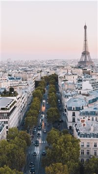 Paris  France iPhone 6(s)~8(s) wallpaper