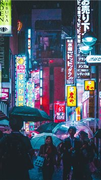 Shibuya  Japan iPhone 6(s)~8(s) wallpaper